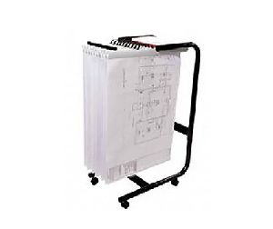 A1 Mobile Paper Storage Trolleys