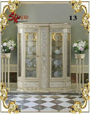 013 Wooden Designer Dresser