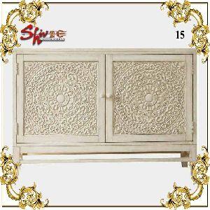 015 Wooden Designer Dresser