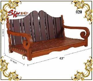 020 Wooden Swing Setter