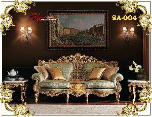 SA-004 Designer Sofa Set