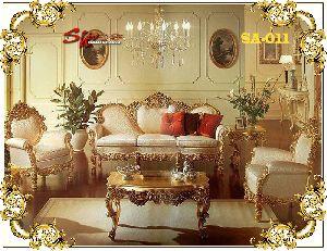 SA-011 Designer Sofa Set