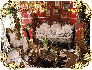SA-012 Designer Sofa Set