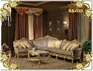 SA-013 Designer Sofa Set