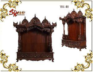 TE-11 Wooden Temple