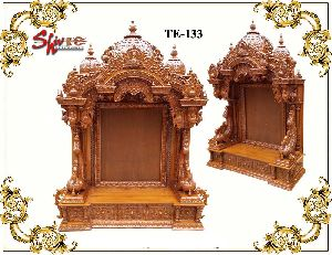 TE-133 Wooden Temple