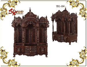 TE-14 Wooden Temple