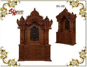 TE-15 Wooden Temple