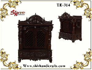 TE-314  Wooden Temple