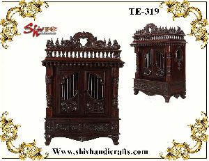 TE-319  Wooden Temple