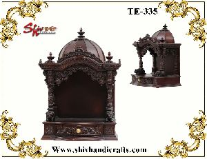 TE-335 Wooden Temple