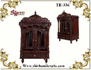 TE-336 Wooden Temple