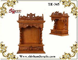 TE-345 Wooden Temple