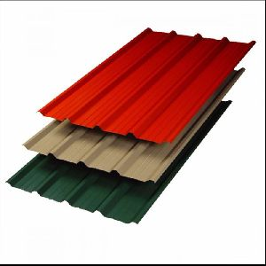 Aluminum IBR Roof Sheet