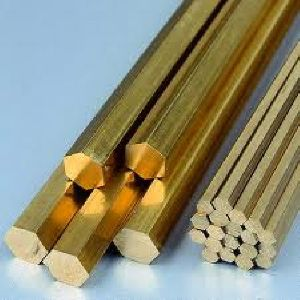 Hexagonal Brass Rod/Bar