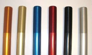 Powder-coated Aluminum Tube