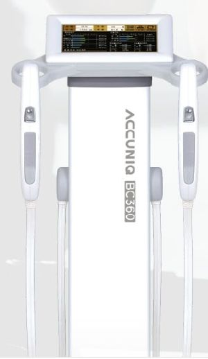 ACCUNIQ BC360 Body Composition Analyser