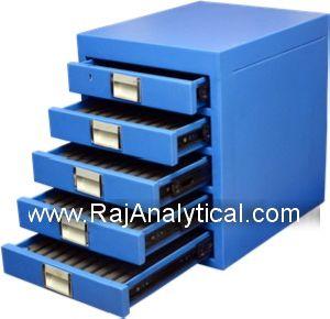 HPLC Column Storage Cabinet