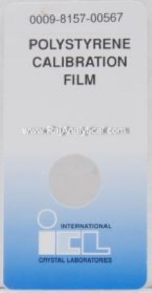 Polystyrene Calibration Film