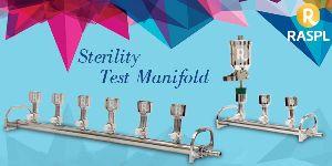Sterility Test Manifold System