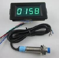 Electronic Meter Counter