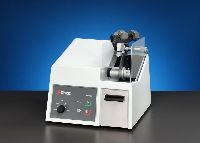 Minitom precision cut-off machine
