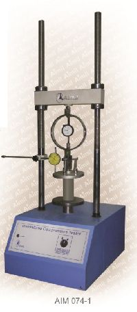 Unconfined Compression Tester