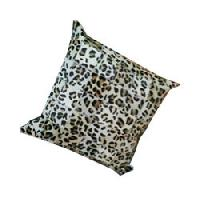 Animal Print Leather Cushion Cover 01