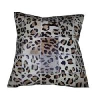 Animal Print Leather Cushion Cover 02