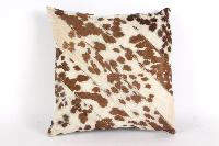 Patchwork Leather Cushion Covers 03