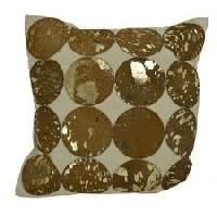 Patchwork Leather Cushion Covers 09