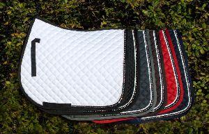 Horse Diamante Saddle Pad 03