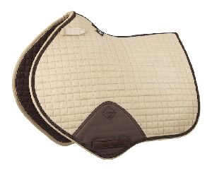 Horse Suede Saddle Pad 01