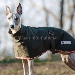 Dog Canvas Coat 01