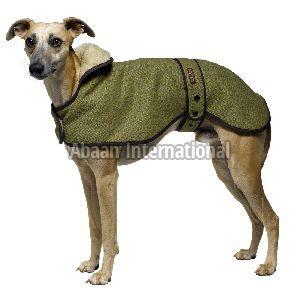 Dog Canvas Coat 03