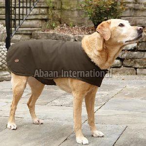 Dog Canvas Coat 08