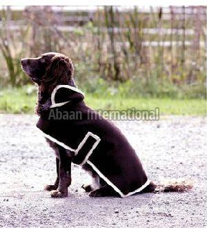 Dog Fleece Coat 01