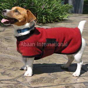 Dog Fleece Coat 02