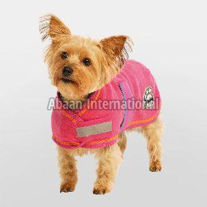Dog Fleece Coat 03