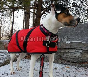 Dog Fleece Coat 04