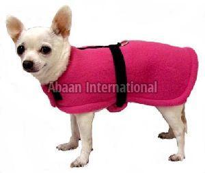Dog Fleece Coat 06