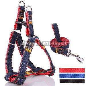 Dog Harness Set 04