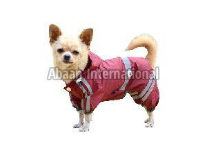 Dog Rain Coat 04