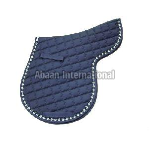 Horse Diamante Saddle Pad 01