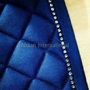 Horse Diamante Saddle Pad 05