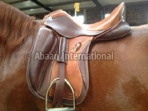 Horse Dressage Saddle 02