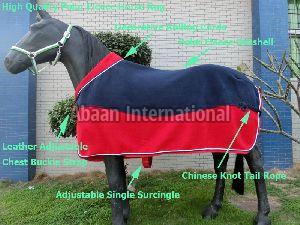 Horse Fleece Rug 02