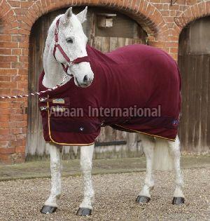 Horse Fleece Rug 08