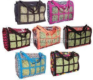 Horse Hay Bag 01