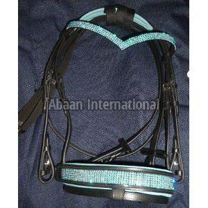Horse Leather Bridle 07